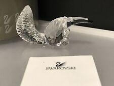 Swarovski Figur Ameisenbär 6 cm. Mit Ovp & Zertifikat. Top Zustand