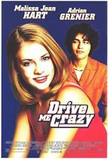 DRIVE ME CRAZY Movie POSTER 27x40 Melissa Joan Hart Adrian Grenier Stephen
