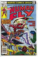 Human Fly 11 Marvel 1978 VF NM Motorcycle School Bus