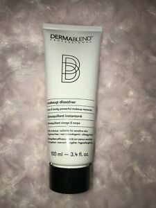 Dermablend Makeup Remover Dissolver for Face and Body, 3.4 Fl. Oz.