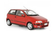 Fiat Punto Gt 1400 1° Serie 1993 Rosso Red LAUDORACING 1:18 LM113B