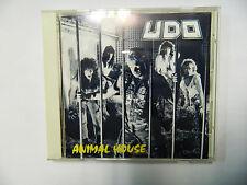 U.D.O - ANIMAL HOUSE - CD JAPAN PRESS  BVCP-2056