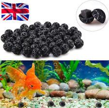 Plastic BIO Balls Including Filter Foam Aquarium Media Fish Tank Water BIOBALL