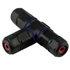 T - Kabelverbinder Dosenmuffe 3polig IP68 T-Stück