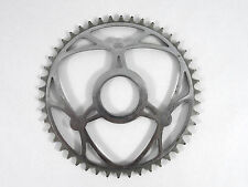 """Cyclo Chainring Threaded Screw On 46T 1/8"""" Screws Onto Crankset Arms NOS"""