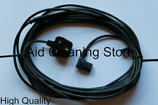 NILFISK ADVANCE HDS2000 Hoover Vacuum Cleaner Mains POWER Cable FLEX 15MBLACK