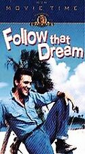 Follow That Dream (VHS, 1997, Includes Theatrical Trailer) 1961 Movie