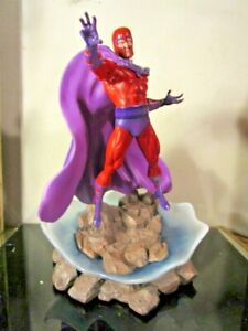 DIAMOND SELECT TOYS Marvel Premier Collection: Magneto Resin Statue~