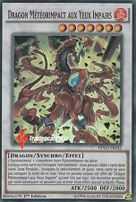 ♦Yu-Gi-Oh!♦ Dragon Météorimpact aux Yeux Impairs : PEVO-FR032 -VF/Super Rare-