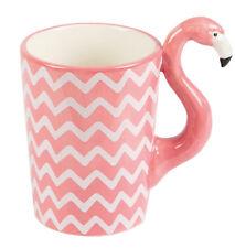 Flamingo ziggy tropical tasse rétro tasse/Mug rockabilly