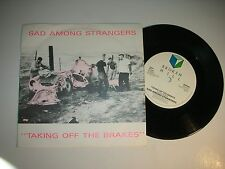 SAD AMONG STRANGERS - TAKING OFF THE BREAKS / I, SALAMANDER