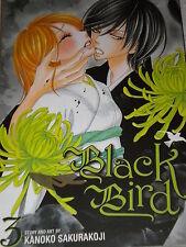 Shojo Beat Manga Black Bird Volume 3