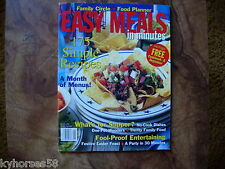 Family Circle Food Planner Easy Meals In Minutes