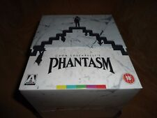 Phantasm I-V - Limited Edition Region: B Blu-ray Collection With Replica Sphere