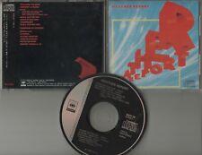 Weather Report  CD  SAME  ©  1982  CBS  JAPAN