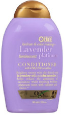 OGX Hydrate & Color Reviving + Lavender Luminescent Platinum Conditioner, 13 oz.