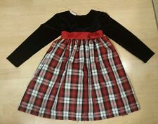 Girl's Pretty Party Dress BLUEBERI Size 5