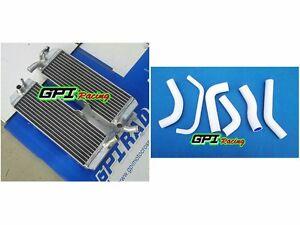 RL radiator&hose for Honda XR650 XR650R XR 650R 650 2000-2007 2001 2002 2003 04