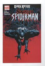 Dark Reign Sinister Spider-Man #1 (2009) Deodato 1:15 Retailer Variant (VF+)