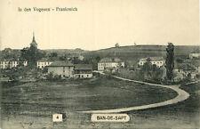 AK Ban-de-Sapt environ 1915? Ortsansicht/Saint-les-du-VOSGES BACCARAT LUNEVILLE