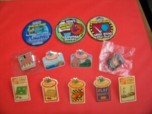 15 HOME DEPOT KIDS WORKSHOP PINS & LOWES BUILD AND GROW PATCHES LOT