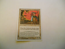 1x MTG Shu Defender Magic EDH Portal Three Kingdoms P3K ING Inglese x1
