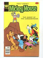 Mickey Mouse #185    The Ghost of the Conquistador