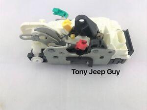 Jeep Wrangler JK Lock Latch REAR RIGHT 4589022AL MOPAR NEW OEM