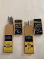 2 Vintage Open Boxes of Dixon's Typhonite Eldorado Refill Leads Drawing Pencils