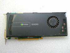 Dell NVIDIA Quadro // 731Y3 4000 2GB DDR5 Graphics Video Card