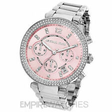 Michael Kors Stainless Steel Strap Adult Wristwatches