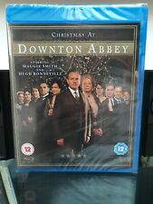 Christmas At Downton Abbey Blu Ray - New & Sealed