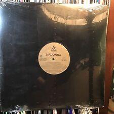 "MADONNA - SEALED GHV2 Remixed 3-disc Promo 12"" Vinyl Record Set MINT SEALED"