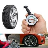 1x Digital Air Auto Tire Meter Tester Motorbike Car Tyre Pressure Gauge UK