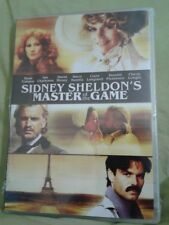 MASTER OF THE GAME SIDNEY SHELDON DYAN CANNON NEW SEALED DVD 2-DISC EDITION DVD