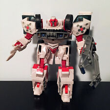 Transformers (2007 Movie 1) Voyager Class Ratchet (White Variant) Figure [RARE]