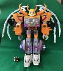 2003 Hasbro Transformers Armada Unicron and Dead End - Complete