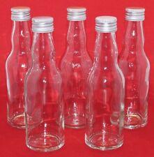 24 x 200 ml leere Glasflaschen KROPF Likörflaschen Flasche 0,2 Liter auch 250ml