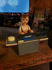 1950sTypest Miss Friday Battery Op.toy Working&Beautiful condition