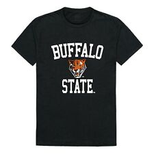 University of Buffalo State College Bengals BSCU Black Tee T Shirt  S - 2XL