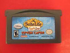 Suite Life of Zack & Cody: Tipton Caper (Nintendo Game Boy Advance, 2006)