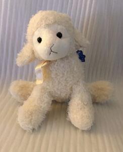 "Applause 12"" White Lamb Plush Stuffed Animal"