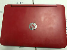 "HP Pavilion x360 2 in 1 Touch-SCRN 11-N011DX 11.6"" Laptop 2.17GHz 4GB 500GB Red"