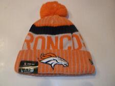Denver Broncos NFL New Era  sport Knit beanie