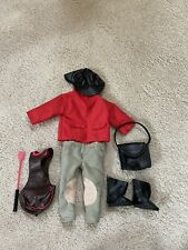 Equestrian Horse Riding Outfit (Two Extra Pieces Included)