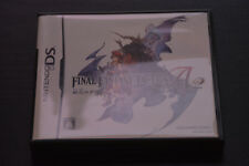 Used DS Final Fantasy Tactics A2: Fuuketsu no Grimoire NINTENDO JAPANESE IMPORT