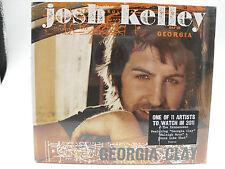 JOSH KELLY - GEORGIA CLAY - 11 tracks , New and Unopened