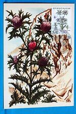 FLEURS DE MONTAGNE   FRANCE    CPA Carte Postale Maximum  Yt 2266 C