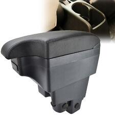 Central Store Box Armrest Case For Honda Fit Jazz 2002 - 2008 Hatchback 03 05 07
