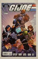 G.I. Joe - ARAH  #12 Image Comics 1st Printing 2002